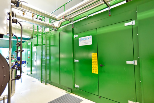 impianto cogenerazione IGOR