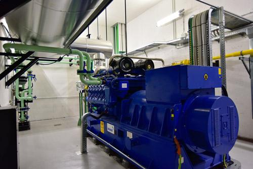 impianto cogenerazione KRONOSPAN