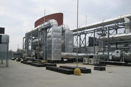 impianto cogenerazione NIGUARDA