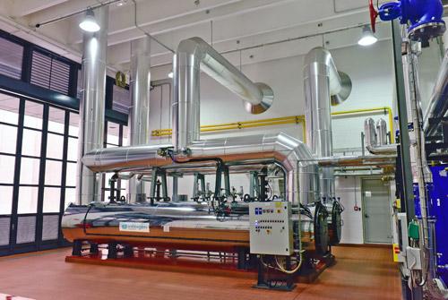 impianto cogenerazione rovagnati