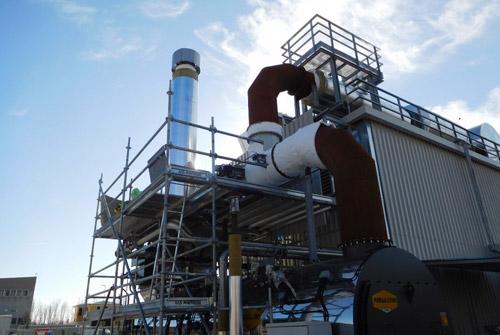 impianto cogenerazione sofidel