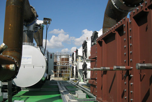 impianto cogenerazione temix