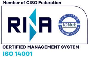 Logo RINA 14000